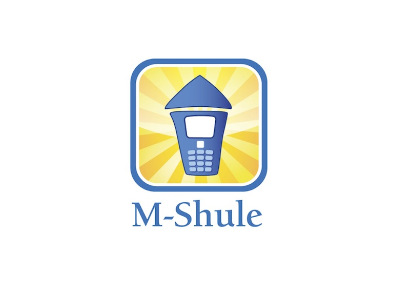 M-Shule: Africa's first personalised SMS learning platform.