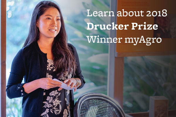 Learn about 2018 Drucker Prize Winner We Care Solar